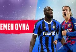 Inter – Barcelona maçı canlı bahisle Misli.comda