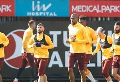 Galatasarayın PSG kadrosu belli oldu