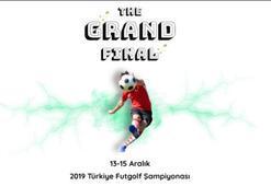 Antalya Futgolf Grand Final Turnuvası Başlıyor...