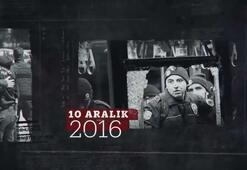 Beşiktaştaki hain terör saldırılarının 3. yıl dönümü