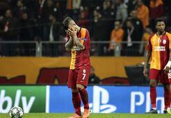 Galatasaray, Avrupada 12 maçtır kazanamıyor