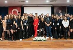 Marka temsilcileri öğrencilerle deneyimlerini paylaştı