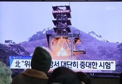 Güney Kore: Kuzey Kore roket motoru denedi