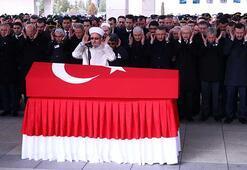 Şehit Yıldırım, Ankarada son yolculuğuna uğurlandı