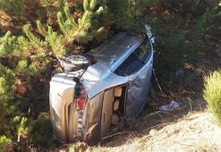 Pazarlarda trafik kazası: 3 yaralı