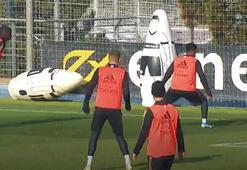 Real Madrid Club Brugge için vitesi yükseltti
