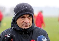 Rıza Çalımbay: Fenerbahçe maçını kazanmak istiyoruz