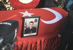 Şehit Astsubay Üstçavuş Esma Çevik son yolculuğuna uğurlandı