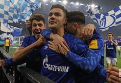 Schalke paylaştı Ozan'dan canavar gibi...