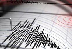 Deprem mi oldu Nerede deprem oldu Son dakika depremleri Kandilli Rasathanesi 10 Aralık Salı