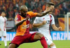 Galatasaray, PSG karşısında