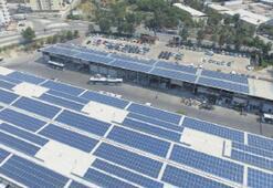 Enerjinin yüzde 62'si güneşten