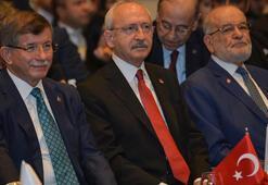 """Ahmet Davutoğlunun yeni kuracağı partinin ismi kulisleri salladı """"Yapı market gibi"""""""