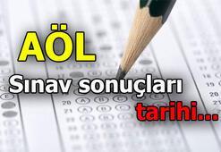 Açık lise sonuçları açıklandı mı AÖL 1. Dönem sınav sonuçları sorgula