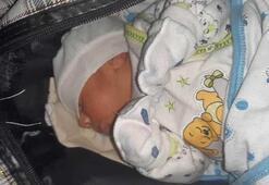 15 günlük bebeği çanta içinde kaderine terk ettiler