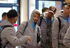 Trabzonspor, Basel'e gitti