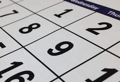 2020 Ramazan ve Kurban Bayramı ne zaman Yılbaşı resmi tatil mi 2020 resmi tatil günleri