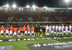 Medipol Başakşehir, Avrupadaki 26. maçına çıkacak