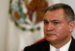 Meksikalı eski bakana ABDde gözaltı