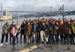 Chromas, Birleşmiş Milletlerde Türkiyeyi temsil edecek