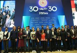 Gençlik ve Spor Bakanlığı ilham veren gençleri ödüllendirdi