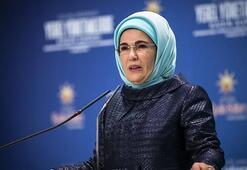 Emine Erdoğan: Güçlü aileler, toplumumuzu bir kale gibi  koruyacaktır