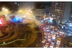 PSG - Galatasaray maçı öncesi şehir karıştı