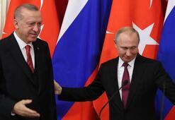 Son dakika | Cumhurbaşkanı Erdoğan ile Putin telefonda görüştü