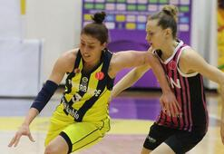 Fenerbahçe Öznur Kablo - LDLC ASVEL Feminin: 82-67