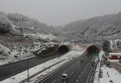 Bolu Dağı Tüneli, kontrol için yarın 1,5 saat trafiğe kapatılacak