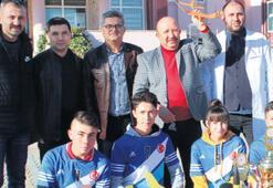 Şampiyonlara Alaşehir Ticaret Odası sponsor
