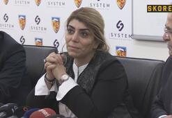 Berna Gözbaşı: Umut ve Şamili kadro dışı bırakmadık