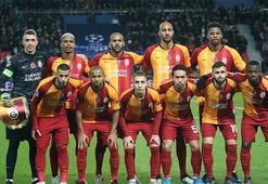 Galatasaraya Devler Liginden 17 geldi, 23 gitti