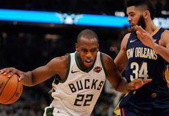 NBAde Milwaukee Buckstan üst üste 16. galibiyet