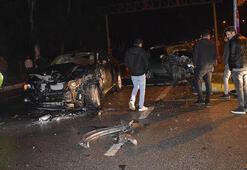Aydında zincirleme kaza: 4 yaralı