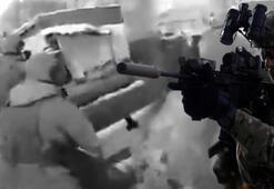 Son dakika | 4 teröristin öldürüldüğü çatışma anı kamerada