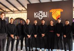 Kiğılı Göztepe Spor Kulübü'nün resmi giyim sponsoru oldu
