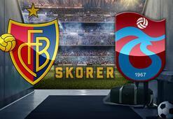 Basel-Trabzonspor maçı saat kaçta hangi kanalda Muhtemel 11ler