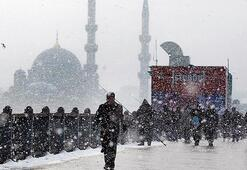 İstanbula kar ne zaman yağacak Son dakika açıklaması geldi...