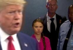 Trumptan Greta Thunberg açıklaması: Öfke kontrolü sorunuyla başa çıkmalı