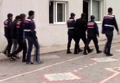 Malatyada 4 DEAŞlı tutuklandı