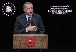 Son dakika | Cumhurbaşkanı Erdoğan: Kaleminden kan ve nefret damlayan birine Nobel Ödülü verildi