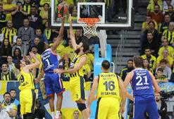 Fenerbahçe Beko - Anadolu Efes: 73-81