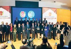 Sedat Simavi ödülleri verildi
