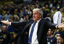 "Zeljko Obradovic: ""Anadolu Efes kazanmayı hak etti"""
