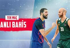 Barcelona – Panathinaikos canlı bahis heyecanı Misli.comda