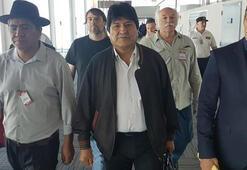 Arjantin, Moralese sığınma hakkı verdi
