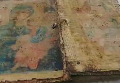 Bursada bin yıllık İncil ele geçirildi