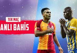 Galatasaray-Ankaragücü maçı canlı bahisle Misli.comda