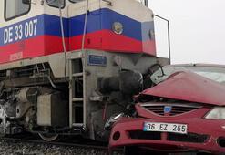 Son dakika: Kars'ta tren kazası Ölü ve yaralılar var